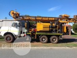 KWL 800 Drill Rig upgraded  with the 1200 head