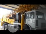 UDR 1000 mounted on 8x8 Man