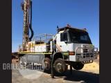 Universal drill rig setup for diamond core